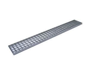 Square Grating Stainless Steel