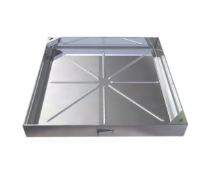 Recessed Cover 65 mm with Hydraulic Sealing